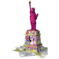 Ravensburger 3D Özgürlük Heykeli Puzzle (Pop Art Edition)