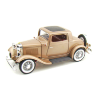 Yat Ming Ford 3 Window Coupe 1932