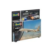 Revell M.Set A320 Etihad (1/144 Ölçek)