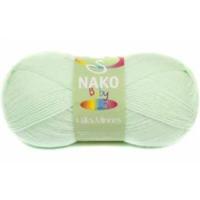 Nako Baby Lüks Minnoş Örgü İpliği 2587 Nil Yeşili