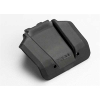 Traxxas 5520 - Bumper, rear (for use with mid-mounted RX battery)