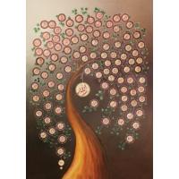 Art Puzzle Allah'In 99 İsmi?(Esma-Ül Hüsna) 1000 Parça Puzzle