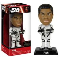 Funko Star Wars Ep7 Finn (Stormtrooper Gear) Wacky Wobbler