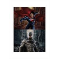 Ks Games 2 İn 1 Batman 60 Superman 30 Parça Puzzle 0979