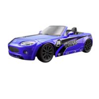 Bburago Mazda MX5 Miata Street Tuners Diecast Metal Araba 1:24 Scale