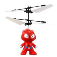 Trendelektro Örümcek Adam Spiderman Rc Uzaktan Kumandalı Uçan Helikopter