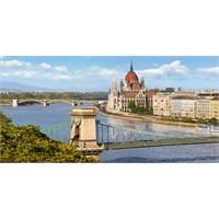 Castorland 4000 Parça Tuna Nehri Budapeşte Panorama Puzzle