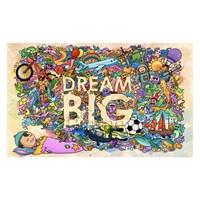 Pintoo Büyük Düşün Plastik Puzzle 1000 Parça
