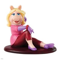 Disney Traditions Enesco No One To Compare With Moi Miss Piggy Figurine