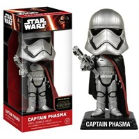 Funko Star Wars Ep7 Captain Phasma Wacky Wobbler