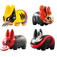 Kidrobot Marvel Series Labbit Mini Action Figure