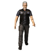 Mezco Sons Of Anarchy Clay Morrow Action Figure