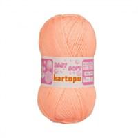 Kartopu Baby Soft Pembe Bebek Yünü - K232