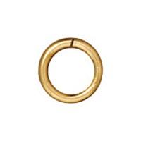 Tierra Cast 25 Adet Altın Rengi Takı Halkası - 01-0024-09
