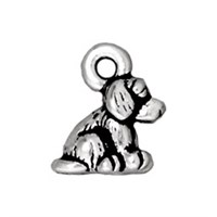Tierra Cast 1 Adet 10.25X7.75 Mm Gümüş Rengi Köpek Takı Aksesuarı - 94-2223-12