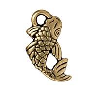 Tierra Cast 1 Adet 18X9.5 Mm Altın Rengi Balık Takı Aksesuarı - 94-2306-26