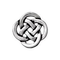 Tierra Cast 1 Adet 9.7X9.7 Mm Gümüş Rengi Bağlantı Aksesuarı - 94-3033-12