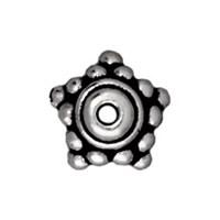 Tierra Cast 1 Adet 4.25X7.75 Mm Gümüş Rengi Huni Kapama - 94-5548-12