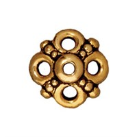 Tierra Cast 1 Adet 3.25X9.25 Mm Altın Rengi Huni Kapama - 94-5605-26