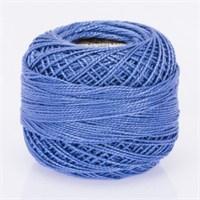 Ören Bayan Koton Perle No:8 Mavi El Nakış İpliği - 581