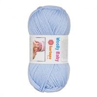 Kartopu Woolly Baby Mavi Bebek Yünü - K544