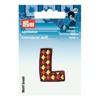 Prym L Harfi Desenli Aplike - 924242