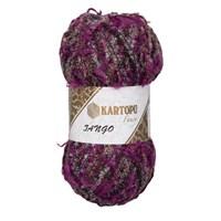 Kartopu Jango Ebruli El Örgü İpi - Kf720