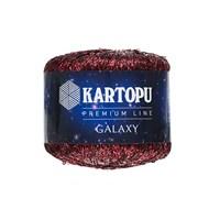 Kartopu Galaxy Kırmızı El Örgü İpi - Kf352