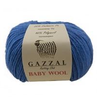 Gazzal Baby Wool Mavi Bebek Yünü - 830