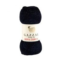 Gazzal Riva Lurex Siyah El Örgü İpi - 2011