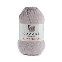 Gazzal Riva Stretch Gri El Örgü İpi - 2112