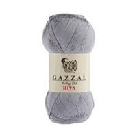 Gazzal Riva Gri El Örgü İpi - 173