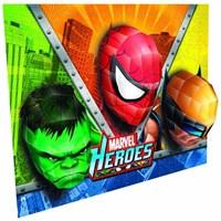 Mega Puzzles 110 Parça 3Boyutlu Breakthrough Marvel Heroes