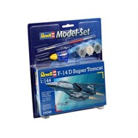 Revell Model Set Uçak Model Set F-14D Super Tomcat / 64049