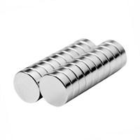 Neodyum Mıknatıs Silindir D10x3 mm (30`lu Paket)