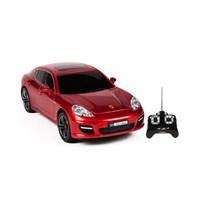 Uzaktan Kumandalı 1/16 Porsche Panamera Turbo - Kırmızı