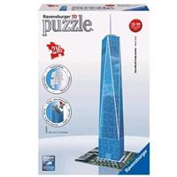 Ravensburger 216 Parça 3D Puzzle Dünya Ticaret Merkezi