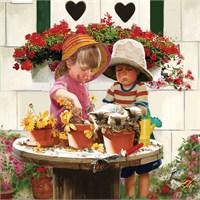 Masterpieces 1000 Parça Puzzle Little Potters
