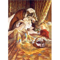 Masterpieces 1000 Parça Puzzle Little Red Riding Hood