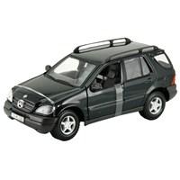 Maisto Mercedes-Benz Ml Diecast Model Araba 1:24 Special Edition Siyah