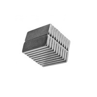 Neodyum Mıknatıs Blok 20X8x2 Mm (20'li Paket)