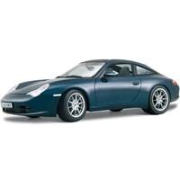 Maisto Porsche 911 Targa Model Araba 1:18 Special Edition Mavi