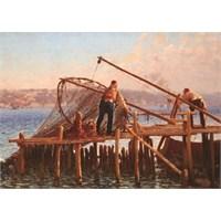 Gold Avı Getiren Balıkçılar 1000 Parçalı Puzzle