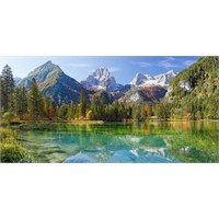 Castorland 4000 Parça Majesty Of The Mountains Puzzle