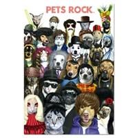 Educa 1000 Parça Pets Rock