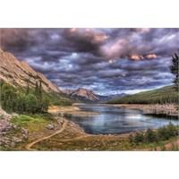 Educa 2000 Parça HDR Medicine Lake Canada Puzzle