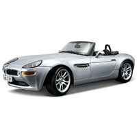Maisto Bmw Z8 Diecast Model Araba 1:18 Premiere Edition Gri
