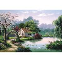 Küçük Bahçe Köşkü / Arbor Cottage
