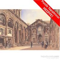 Karma Puzzle Split'teki Katedral Meydanı (1000 Parça)