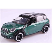 Motomax 2011 Mini Cooper S Countryman 1/24 Die Cast Model Araç